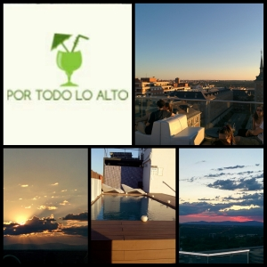 Terraza Poniente, Hotel Exe Moncloa