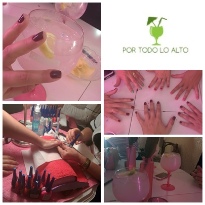Ginial And Manicure