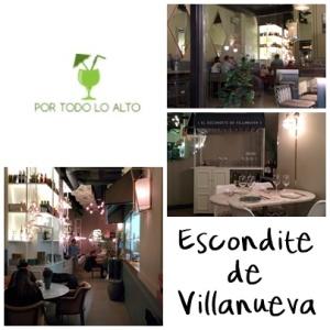 Escondite de Villanueva