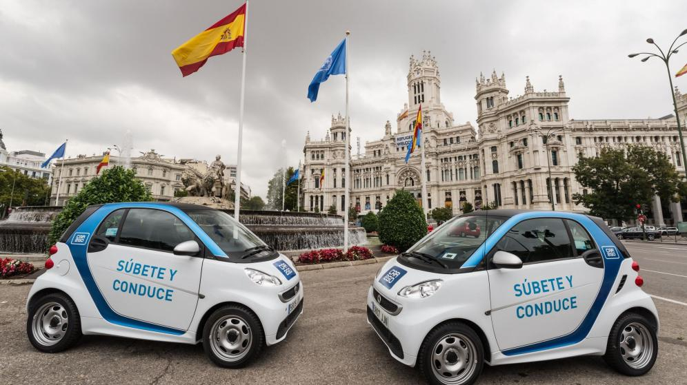 car 2 go madrid