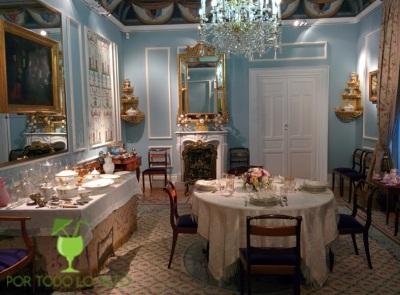 Tea Party Museo del Romanticismo