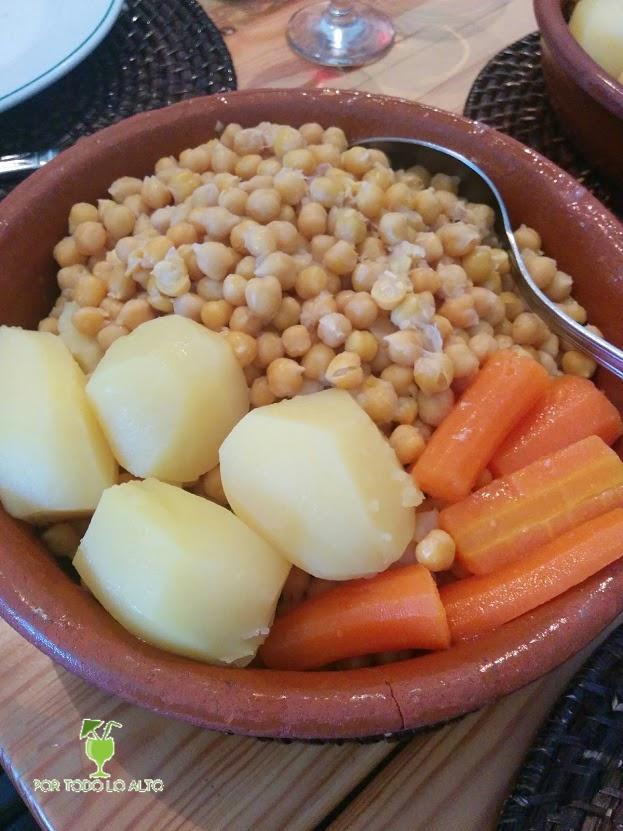 cocido finca los valdespinos