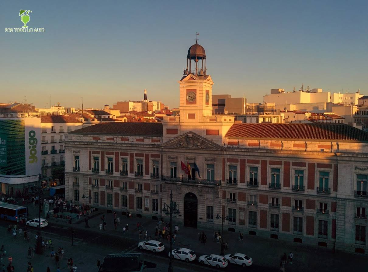 Puertalsol by Chicote