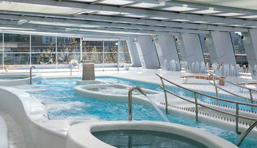 Spa urbano metropolitan eurobuilding por todo lo alto - Metropolitan spa madrid ...