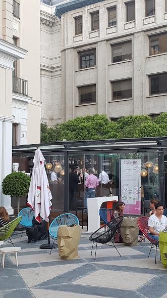 Terraza Fabula En Los Jardines De La Casa Del Marques De Riera Por Todo Lo Alto